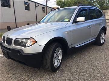 2004 BMW X3 for sale in Hasbrouck Heights, NJ
