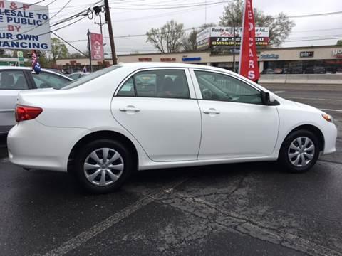 2010 Toyota Corolla for sale in Lodi, NJ