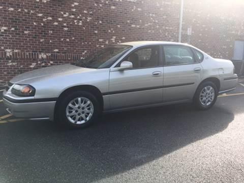 2005 Chevrolet Impala for sale in Lodi, NJ