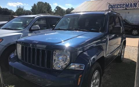 2009 Jeep Liberty for sale in Stapleton, AL