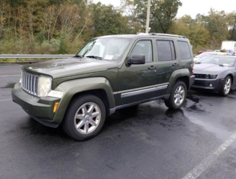 2008 Jeep Liberty for sale in Stapleton, AL