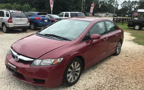 2009 Honda Civic for sale in Stapleton, AL