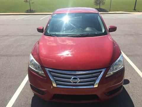 2014 Nissan Sentra for sale in Stapleton, AL