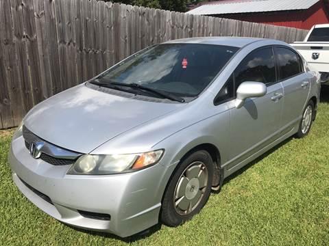 2010 Honda Civic for sale in Stapleton, AL