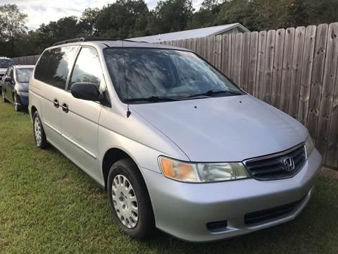 2002 Honda Odyssey for sale in Stapleton, AL