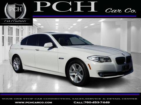 2012 BMW 5 Series for sale in Oceanside, CA