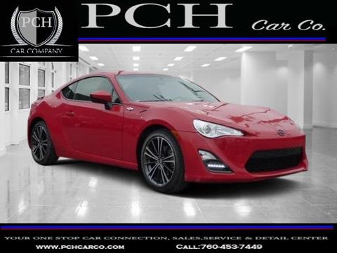 2014 Scion FR-S for sale in Oceanside, CA