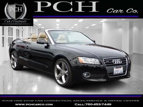 2010 Audi A5 for sale in Oceanside, CA