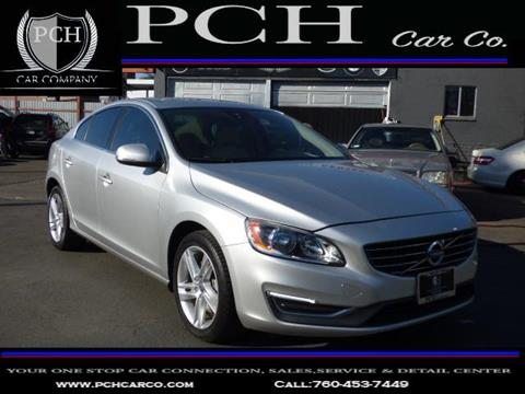 2014 Volvo S60 for sale in Oceanside CA