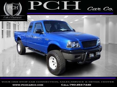 2002 Ford Ranger for sale in Oceanside, CA