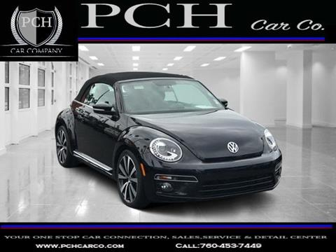 2014 Volkswagen Beetle for sale in Oceanside CA