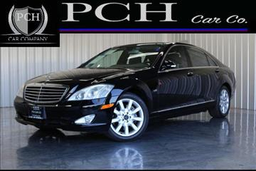 2007 Mercedes-Benz S-Class for sale in Oceanside, CA
