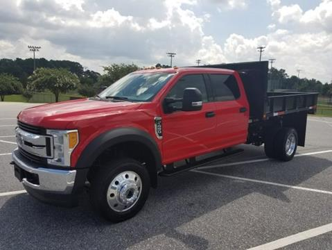 2017 Ford F-450 Super Duty for sale in Loganville, GA