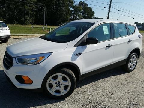 2017 Ford Escape for sale in Loganville, GA