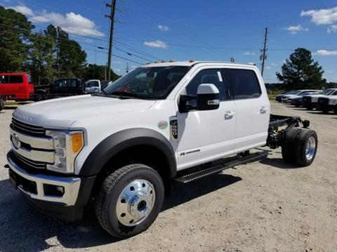 2017 Ford F-550 for sale in Loganville, GA