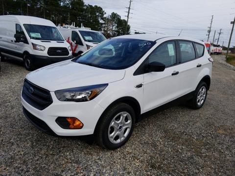 2018 Ford Escape for sale in Loganville GA