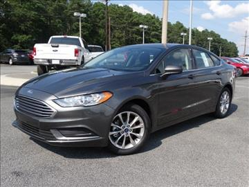2017 Ford Fusion for sale in Loganville, GA