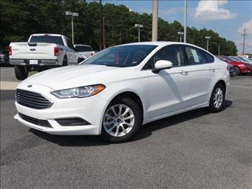 2017 Ford Fusion for sale in Loganville, GA