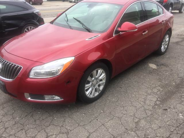 Used Buick Regal For Sale