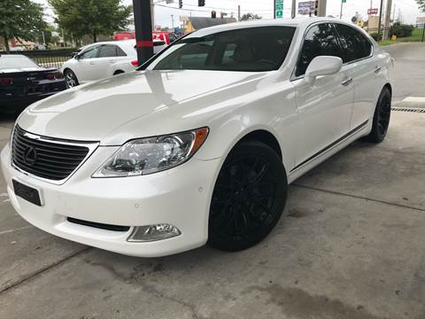 2009 Lexus LS 460 for sale at Michael's Imports in Tallahassee FL