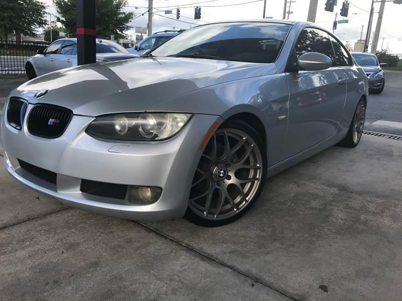 2007 BMW 3 Series for sale at Michael's Imports in Tallahassee FL