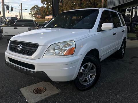 2003 Honda Pilot for sale at Michael's Imports in Tallahassee FL