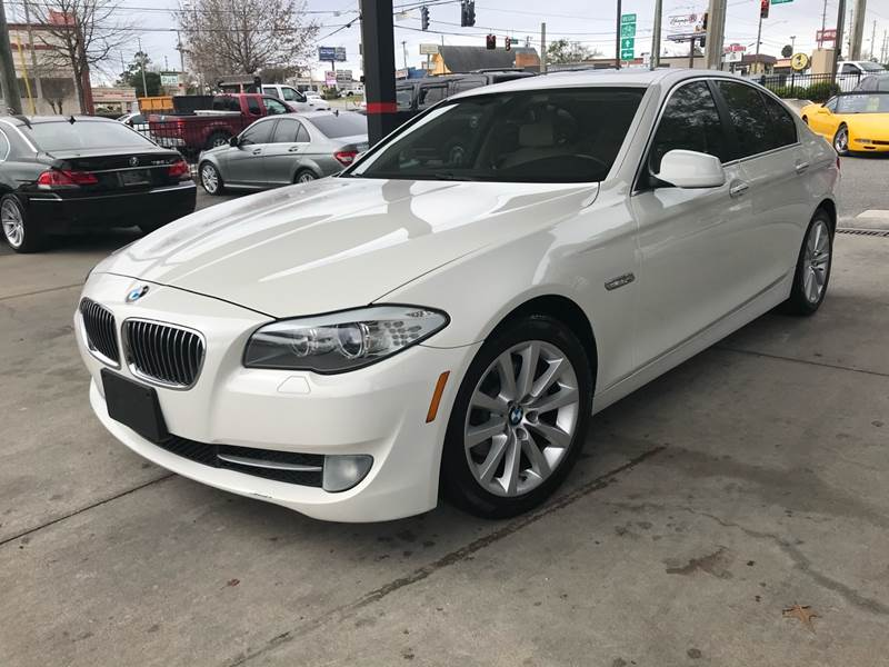 2012 BMW 5 Series for sale at Michael's Imports in Tallahassee FL