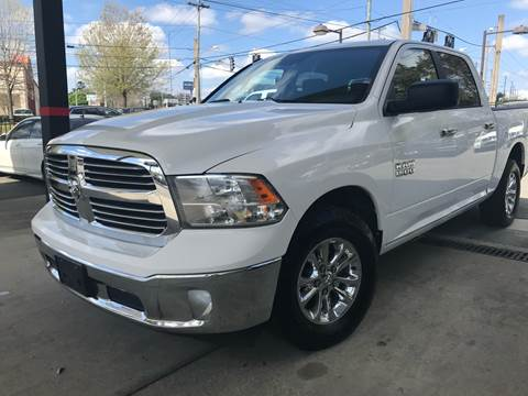 2013 RAM Ram Pickup 1500 for sale at Michael's Imports in Tallahassee FL