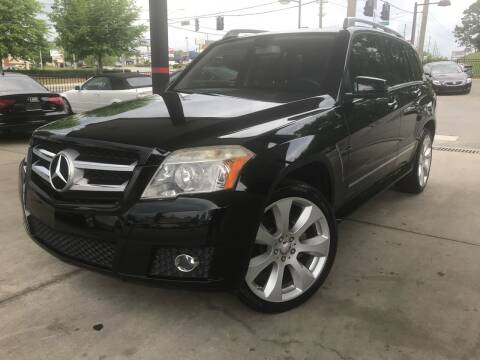 2010 Mercedes-Benz GLK for sale at Michael's Imports in Tallahassee FL