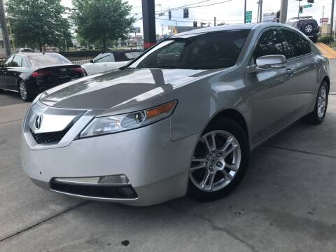 2010 Acura TL for sale at Michael's Imports in Tallahassee FL