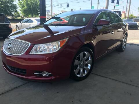 2010 Buick LaCrosse for sale at Michael's Imports in Tallahassee FL