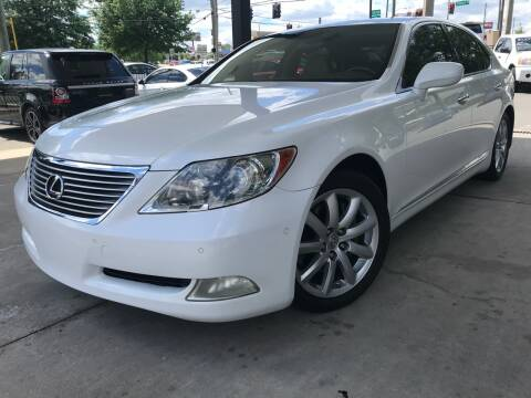 2007 Lexus LS 460 for sale at Michael's Imports in Tallahassee FL