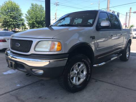 2002 Ford F-150 for sale at Michael's Imports in Tallahassee FL