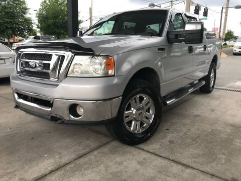 2008 Ford F-150 for sale at Michael's Imports in Tallahassee FL