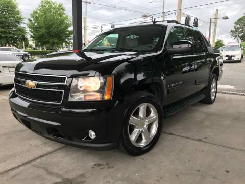 2007 Chevrolet Avalanche for sale at Michael's Imports in Tallahassee FL