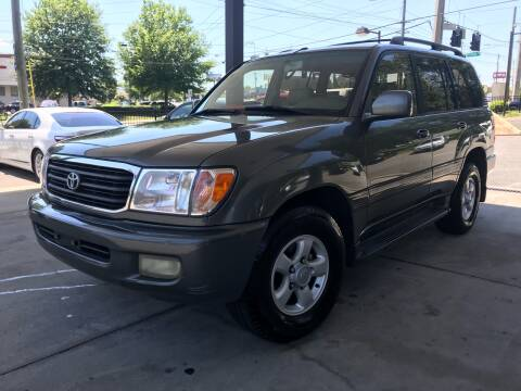 1999 Toyota Land Cruiser for sale at Michael's Imports in Tallahassee FL
