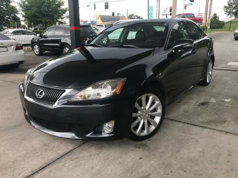 2009 Lexus IS 250 for sale at Michael's Imports in Tallahassee FL
