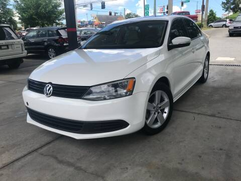 2012 Volkswagen Jetta for sale at Michael's Imports in Tallahassee FL