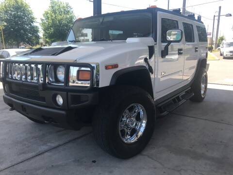 2003 HUMMER H2 for sale at Michael's Imports in Tallahassee FL