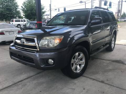 2007 Toyota 4Runner for sale at Michael's Imports in Tallahassee FL