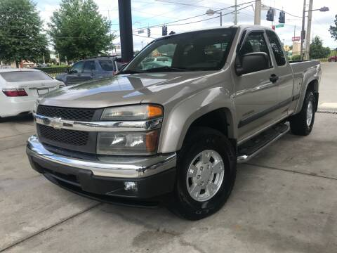 2004 Chevrolet Colorado for sale at Michael's Imports in Tallahassee FL