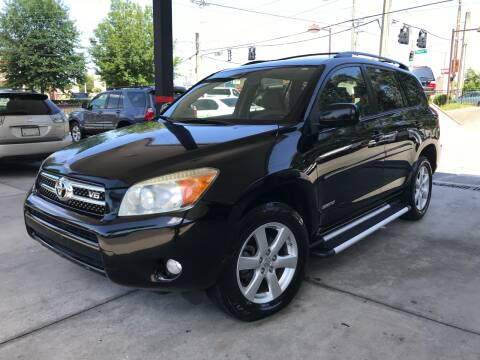 2007 Toyota RAV4 for sale at Michael's Imports in Tallahassee FL