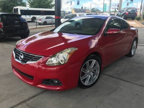 2010 Nissan Altima for sale at Michael's Imports in Tallahassee FL