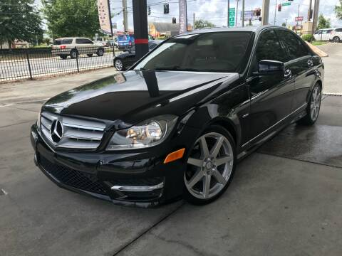 2012 Mercedes-Benz C-Class for sale at Michael's Imports in Tallahassee FL
