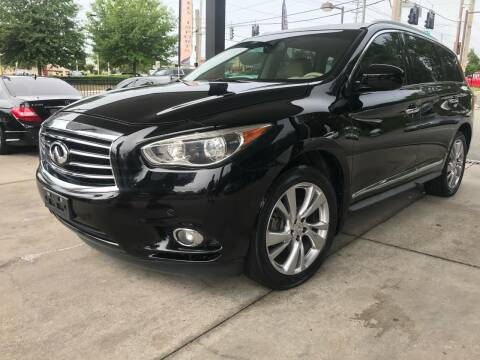 2013 Infiniti JX35 for sale at Michael's Imports in Tallahassee FL