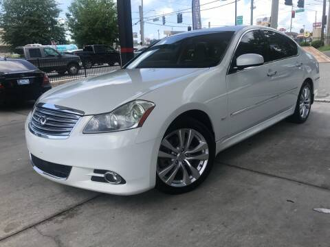 2008 Infiniti M35 for sale at Michael's Imports in Tallahassee FL