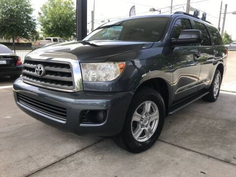 2008 Toyota Sequoia for sale at Michael's Imports in Tallahassee FL