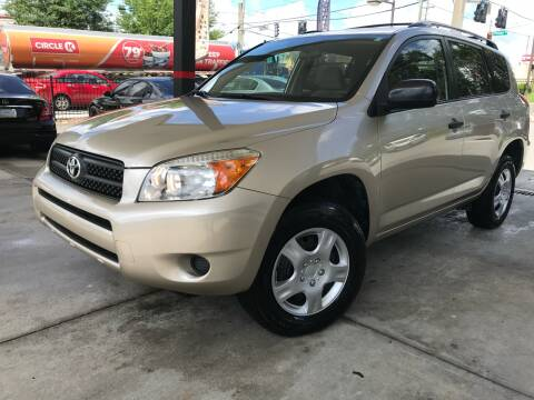 2008 Toyota RAV4 for sale at Michael's Imports in Tallahassee FL
