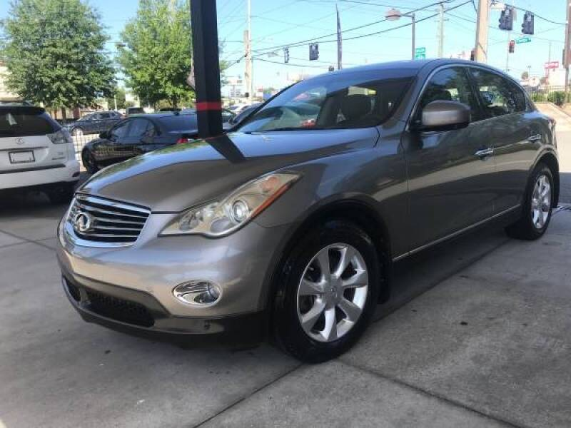2010 Infiniti EX35 for sale at Michael's Imports in Tallahassee FL