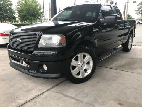 2007 Ford F-150 for sale at Michael's Imports in Tallahassee FL